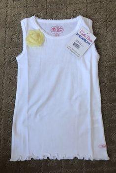 Girls' Clothing (newborn-5t) Tops & T-shirts Gymboree Gymgo 2t Sparkle Butterfly Shirt White 2017 Mix N Match