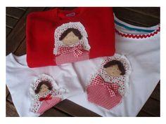 Camisetas y Sudadera Matrioska
