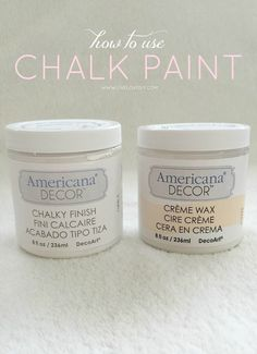 HOW+TO+USE+americana+decor+chalk+paint.jpg (1160×1600)