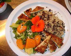 Algaia Cocina Vegetariana con comida natural, casera, y simplemente rica.  www.facebook.com/TasteBsAs