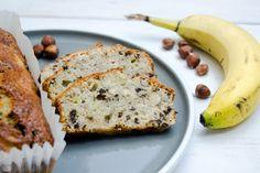 Saras Cupcakery: Ein Geschenk für meine Kommilitonen {Bananenbrot mit Haselnüssen und Chocolate Chips}