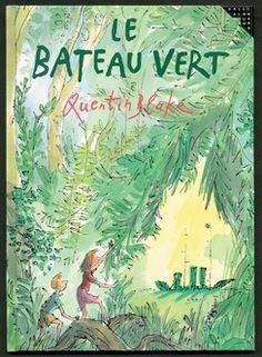 Le bateau vert - Albums Gallimard Jeunesse - Livres pour enfants - Gallimard Jeunesse