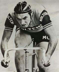 Eddy Merckx hour record