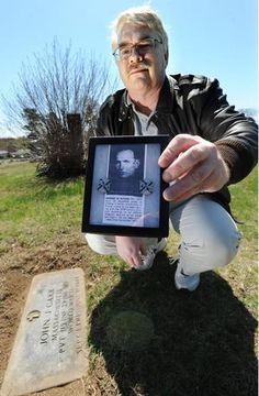 Jonathan Gawne - 'Framingham author helps with War History'