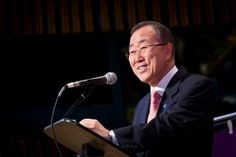 Ban Ki-moon: green investors have the 'power and responsibility' to transform economy.