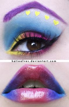 I Heart Colour by =KatieAlves on deviantART