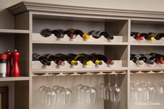 Our dream pantry! Get expert pantry organization tips and tricks here >> http://blog.diynetwork.com/maderemade/2015/09/30/closet-boot-camp-a-pantry-perfected/?soc=pinterest