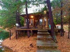sexthstreet:  Blue Gill Lake Cabins is where I call home