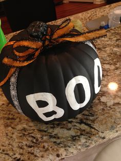 Pumpkin crafts ~ how cute!