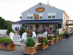 awesome The Dog Watch Cafe and Restaurant is located in beautiful Stonington Borough, Co...
