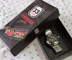Vida de Uma Adolescente: Relógio do Benfica!
