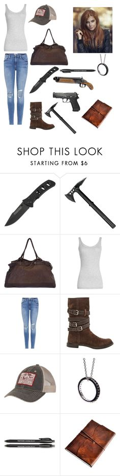 """""""my things"""" by lemondrop11 ❤ liked on Polyvore featuring Sissi Rossi, Vince, Frame, Miu Miu, The North Face, Puck Wanderlust and Paper Mate"""