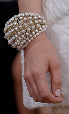 Christian Dior Couture Fall 2012  |  my bracelets