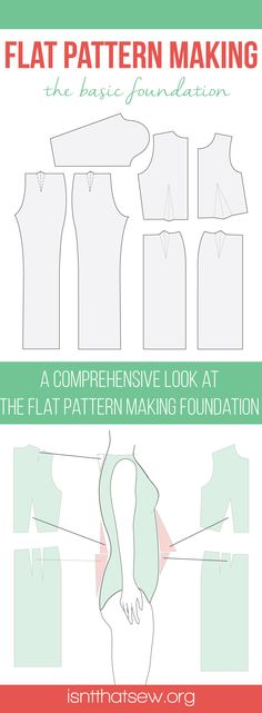 Pattern Drafting: The basic foundation