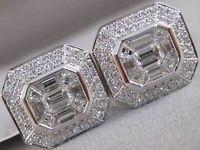 2 carat cufflinks