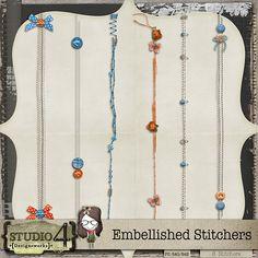 Embellished Stitchers