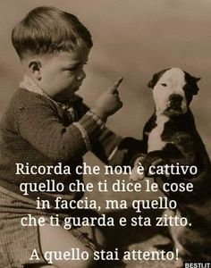 Ricorda che non è cattivo | BESTI.it - immagini divertenti, foto, barzellette, video Best Quotes, Life Quotes, Quotes About Everything, Music Pics, Beautiful Words, Love Of My Life, Einstein, Wisdom, Thoughts