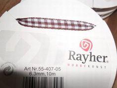 Nieuw bij Knutselparade: Rayher lint 6,3 mm donker bruin 10 meter 55 407 05 https://knutselparade.nl/nl/versieringen/6333-rayher-lint-63-mm-donker-bruin-10-meter-55-407-05.html   Scrapbook, Scrapbookversieringen, Versieringen, Lint -  Rayher