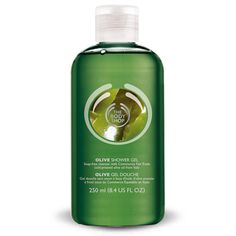 This soap-free bath and shower gel contains organic, cold-pressed olive oil. It has a neutral scent.