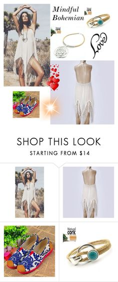 """Mindful Bohemian fashion #13"" by alma-ja ❤ liked on Polyvore"