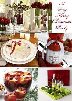 Christmas Party Decoration Ideas