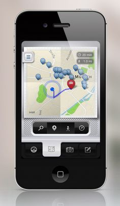 #parkbud #ios #app #design #wunderstadt #ui