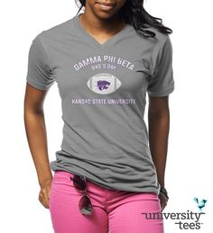 #GPhi Dad's Day! #GammaPhi #Sorority   Made by University Tees   www.universitytees.com