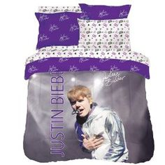Justin Bieber Concert Comforter and Sham Set - Full :           Get cozy and comfy with the new Justin Bieber Comforter and Sham Set! Justin Bieber Concert Comforter and Sham Set includes 1 comforter and 2 shams.Become part of the Justin Bieber Fever that's sweeping the nation! This 16-year-old Canadian native showed off his singing sk...  **Read more Details : http://gethotprice.com/appin/?t=B008ABLPBE