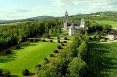 Canton de l'Est Québec Abbaye of Saint-Benot-du-Lac