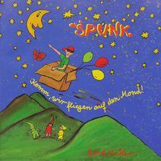 Komm, wir fliegen auf den Mond - Spunk - Künstler S - Künstler - Kindermusikkaufhaus KIMUK.de - Kindermusik
