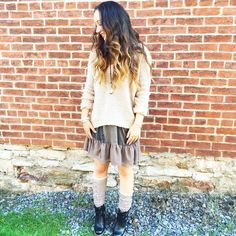 """Fall Fashion 101: Mix it up...create a look that's """"totally you"""" by combining fashion's current fall trends. Trend #1: Layers and layers upon layers...more of a good thing is a good thing. #layersonlayers #shopreclamation"""