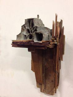 Shelter #2 | sculpture | Rob Voerman