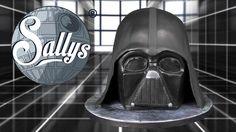 Star Wars Darth Vader Torte / Cake Tutorial