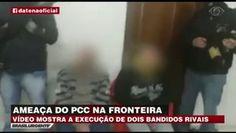 Galdino Saquarema Noticia: PCC ameaça fronteira do Brasil com Paraguai