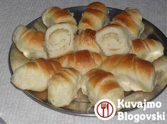Žužu slane kiflice - Slana i slatka peciva -