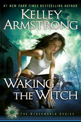 LOVE the entire Otherworld series as well as the Dark series by Kelley Armstrong. Witches, vampires, werewolves and a love story rolled into each book