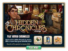 Hidden Chronicles astuce - Hidden Chronicles cheats - Hidden Chronicles  descerga - Hidden Chronicles games - Hidden Chronicles news