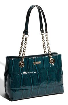 Kate Spade Knightsbridge Mod - LOVE the color and croc embossed leather!