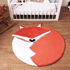 Le grand tapis Gaspard 82€ www.lilibou.fr Décoration chambre enfant Made in France