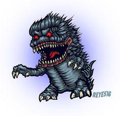 TINTA DE MONSTRUO: critters
