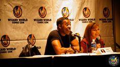 Q&A with Ernie Hudson at #WizardWorld!! See us in Nashville 10/18-10/20 http://VIP.me/NashvilleComicCon
