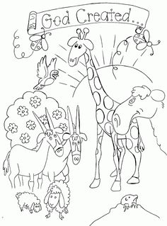 Alphabetical list of about 200 Bible story coloring pages! | Awana ...