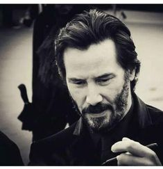 Keanu ❤️VAVAVOOM MY LOVE... Perhaps the very fabric of you is so very familiar, that we are more than from the same thread.