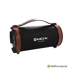 MOX speaker stereo portable Digital 12. Speaker Stereo Portable Digital w / Cart, 12 subwoofer with long-range Tweeter and Remote Control / Display LED / Equalizer 5 bands Rafio FM / Supports MP3 / WMA formats USB port (USB key) / Input for SD / MMC up to 16 GB, karaoke entries for 1 microphone and 1 Guitarrra / Guitar and audio Input 2 x RCA L / R, can connect with cell phone, TV, DVD, etc.