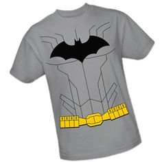Batman Traje -- DC Comics - The New 52 Adulto Camiseta, XXXL #camiseta #starwars #marvel #gift
