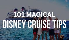 This is the largest collection of Disney Cruise Tips on the planet. Each tip is powerful and will help make your Disney Cruise experience even more magical.