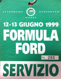 Formula Ford 99
