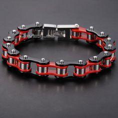 Ring Bracelet, Bangle Bracelets, Bangles, 316l Stainless Steel, Stainless Steel Bracelet, Silver Color, Black Silver, Chains For Men, Yellow Black