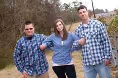 """""""Fun at the Farm"""" Portrait Creations Professional Family Portraits in Charlotte, NC."""