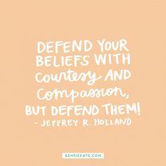 defend them